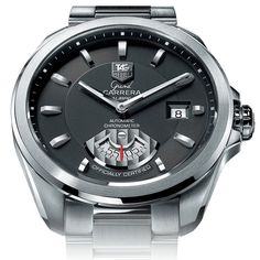 Tag Heuer Grand Carrera Calibre 6 RS Watch