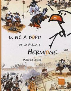 Livre jeunesse : aventure maritime : Hermione