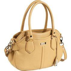 Cole Haan Village Eliza Satchel with Strap - Shoulder Bag