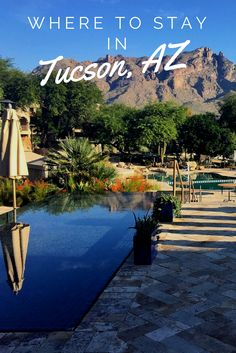 Heading to the magical city of Tucson, AZ? Find out our top picks on where to stay in Tucson with kids to get the most out of your visit. Tucson Resorts, Hotels And Resorts, Us Vacation Spots, Vacation Deals, Travel Deals, Great Places, Places To Visit, Amazing Places, Travel Photos