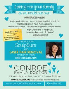Conroe Family Doctor Conroefamilydoc On Pinterest