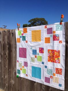 Fabulous hybrid of the D9P and crumb quilt, by Rose S. on the ... : d9p quilt pattern - Adamdwight.com
