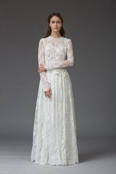 Katya Katya Shehurina Wedding Dress Collection A/W 2016 - Wedding Dresses Models Sophisticated Wedding Dresses, Elegant Wedding Dress, Perfect Wedding Dress, Elegant Chic, Timeless Elegance, 2016 Wedding Dresses, Bridal Dresses, Wedding Gowns, Wedding Blog