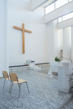 Alvar Aalto, Alba Deangelis · Church of the Assumption of Mary