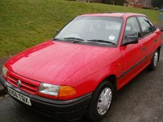 1993 Vauxhall Astra Belmont 1.4. 52704 miles only, 10 mths MOT and 6 mths TAX. Very rare £695. Grab a bargain. Message me now!!