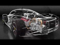 Ferrari - LaFerrari - Hybrid With KERS