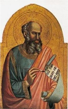 St. John Evangelist - Giotto