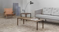 Fredericia Furniture Piloti Sofabord Model 6715 - Mitt Hjem As