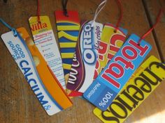 Cereal Box Crafts - Upcycle Your Empty Cereal Boxes