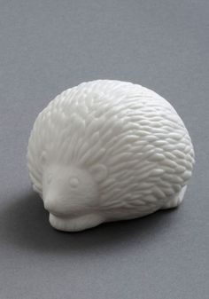 $12.99 hedgehog nightlight! The Still of the Nightlight | Mod Retro Vintage Decor Accessories | ModCloth.com