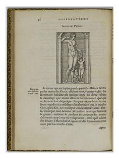 Les illustres observations antiques, par GABRIEL-SIMEON FLORENTIN - Musée national de la Renaissance (Ecouen)
