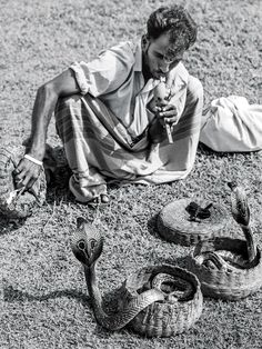 Snake charmers in the irresistibly charming walled city of Galle.  See the complete Sri Lanka itinerary