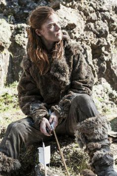 Game of Thrones season 4. Ygritte