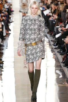 Tory Burch fashion collection, autumn/winter 2014 NYFW