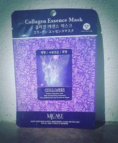 Collagen Essence Mask Mascara china de colageno