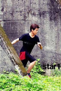 Lee Hyun Woo - @ Star1 Magazine August Issue 13