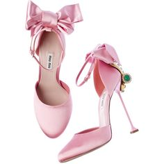 パンプス ❤ liked on Polyvore featuring shoes and pumps