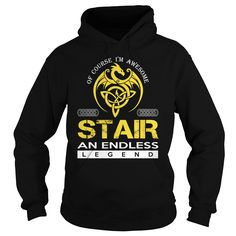 STAIR An Endless Legend (Dragon) - Last Name, Surname T-Shirt