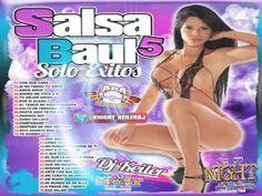 LAS 30 Mermas Del Baul De la salsa Exitos