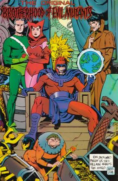 Confrèrerie des Mauvais Mutants
