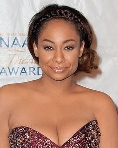 CEDitorial: I'm Not African-American Either The Cheetah Girls, Raven Symone, Celebrity Hair Stylist, Celebrity News, Straight Black Hair, Black African American, Relaxed Hair, Ombre Hair, Lace Wigs