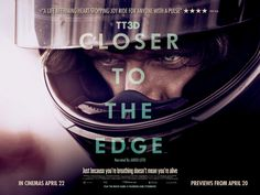 TT3D - Closer To The Edge by Jack Crossing, via Behance