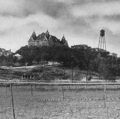 Old Main, 1931 by Texas State University-San Marcos, via Flickr