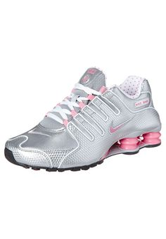 Nike Shox Nz (Metallic Silver/Pink)