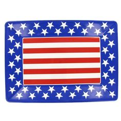 Serving Tray - Americana