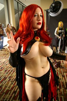 Resistance is Futile. Dragon*Con. Atlanta. 2013. The Atlanta Hilton: Patio Courtyard Lobby. Madelyne-Play by Internationally Renowned Cosplay Genius *Belle Chere*!! Photo by Partsch!!