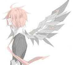 Znalezione obrazy dla zapytania anime boy pink hair