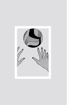 "haikyuu NEKOMA — sasakiarima: ""Being able to draw out of. Haikyuu Karasuno, Kageyama Tobio, Haikyuu Anime, Hinata, Kenma Kozume, Volleyball Drawing, Volleyball Anime, Volleyball Setter, Volleyball Shirts"