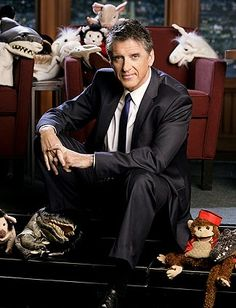 With puppets
