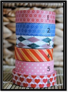 Can everyone just give me washi tape for my birthday pleeeease???