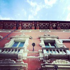 Il Palazzo Ducale di Piazza Aranci a Massa