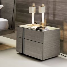 cool bedroom side table
