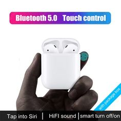 Buy Mini TWS Bluetooth Wireless Charge Touch Pop Up Earphone Bluetooth Headset, sale ends soon. Be inspired: enjoy affordable quality shopping at Gearbest! Bluetooth Headphones, Pop Up, Headset, Consumer Electronics, Touch, Inspired, Mini, Shopping, Headphones