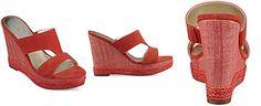 Ivanka Trump Hotty Platform Wedge Sandals
