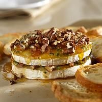Brown Sugar Dijon Brie-Pampered Chef