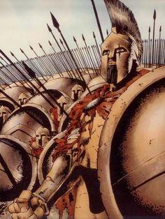 Spartans iPad wallpaper