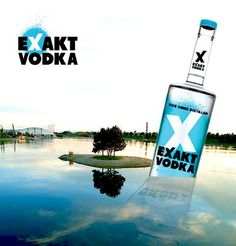 Refresh your hot day. EXAKT Hot Days, Vodka, Gallery, Roof Rack