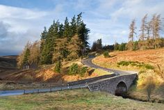 Banchory, Aberdeenshire, Scotland ~ one of my grandmother's girlhood family holiday destinations