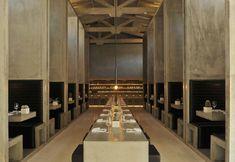 Workshop kitchen bar, Palm Springs, 2012 - SOMA Architects