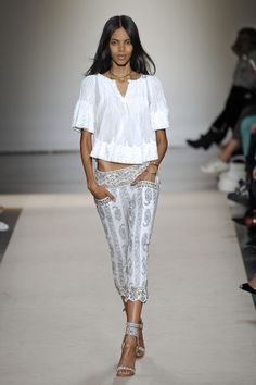 Getty Images. Isabel Marant:                              H & M's latest fashion collaborator