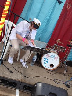 Yacht Rockin' at Worstead Fesival 27.07.2014