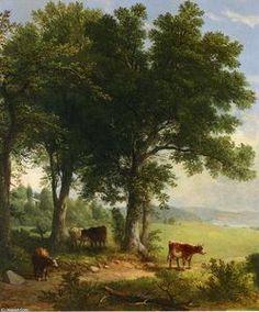 """""""`diana` al bagno"""", olio di Master Of The Fontainebleau School"""