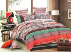 Sleep well with designer Bed sheets available at Skipper Home Fashions. Check out here- http://goo.gl/2IRp1a