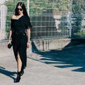 Street looks à la Fashion Week printemps-été 2016 de Paris   Vogue