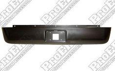 Gmc Sierra 1500 Rear Roll Pan Steel With Center Pocket Efxrp25 Goodmark #vintage #car #truck #parts #exterior #bumpers #efxrp25
