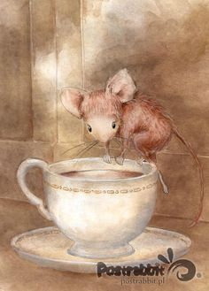 Mouse in the Teacup
